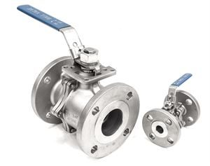 Flanged Ball Valves 316 Stainless Steel