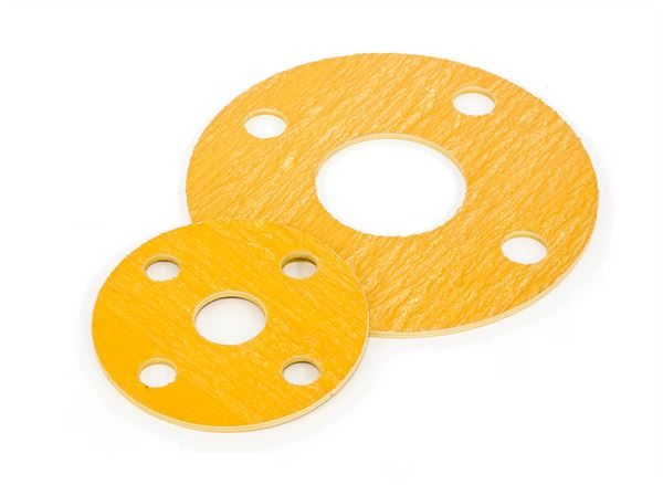 Non Asbestos PN6 Flange Gaskets Full Face