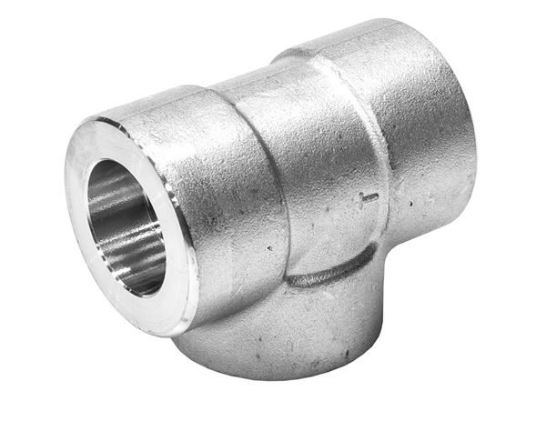 Socket Weld (SW) Equal Tee 6000LB 316 Stainless Steel