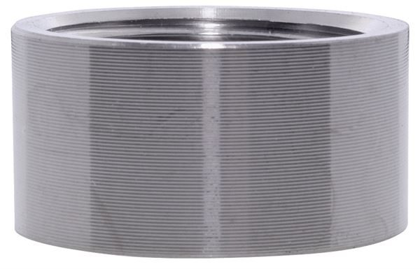 BSPP-Threaded-Half-Socket-150LB-316-Stainless-Steel-Fittings