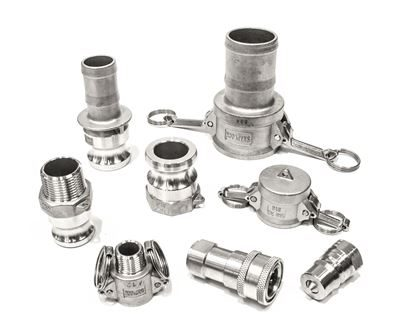 Quick Release Coupling 316 Stainless Steel