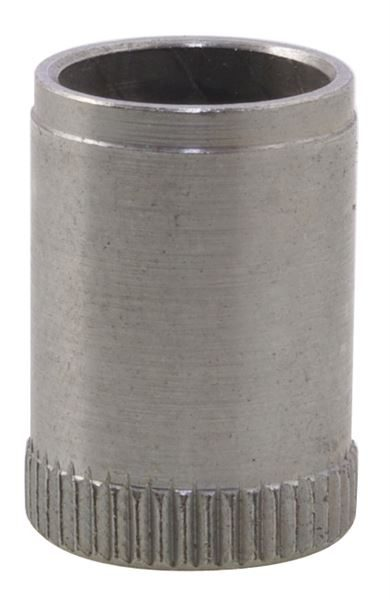 Insert for Thin Wall & Plastic Tube Single Ferrule 316 Stainless Steel