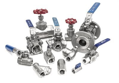 Valves Stainless Steel