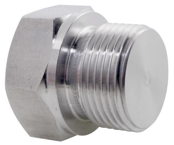 Hexagon Plug BSPP 316 Stainless Steel
