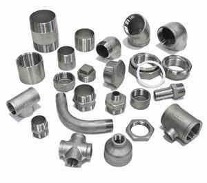 150 lb Fittings Stainless Steel