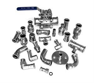 Press Fittings 316 Stainless Steel