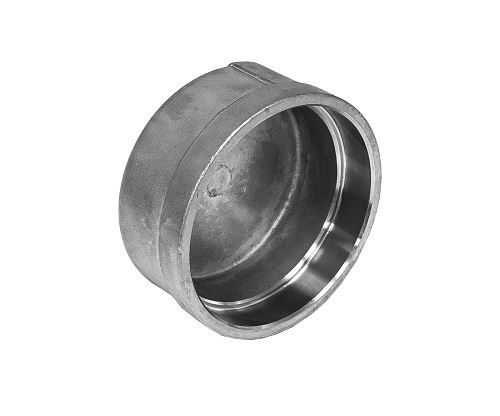 Socket Weld Round Cap 150LB 316 Stainless Steel