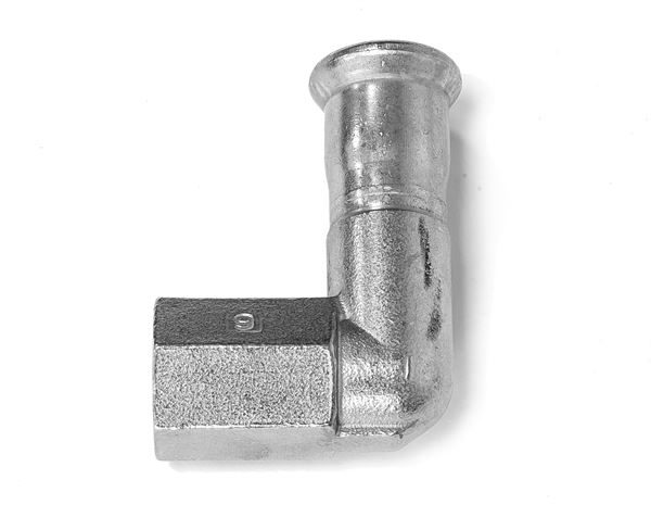Press Fittings BSPP Female coupling